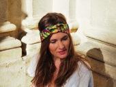 Headband coloré