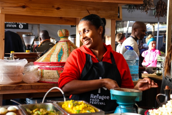 RFF CAPE TOWN 2018 _ Oranjezicht City Farm Market x Yodit (Ethiopie)_ CRED. Cindy Helfer(3)